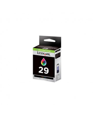 INK JET LEXMARK ORIG.18C1429E/B Nº29 COLOR