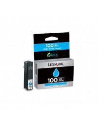 INK JET LEXMARK ORIG.14N1069E CYAN Nº100 XL