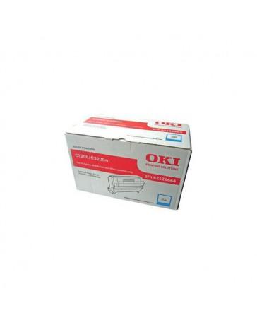 DRUM OKI ORIG. C3200 CYAN