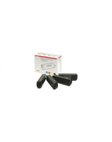 TONER OKI ORIG. C5250/5450/5510 MFP RAINBOW