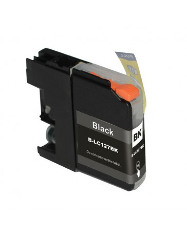 INK JET APPROX BROTHER LC127BK NEGRO