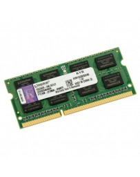 SO DIMM DDR3 4GB (1333) KINGSTON*