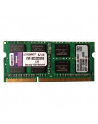 SO DIMM DDR3 8GB (1333) KINGSTON