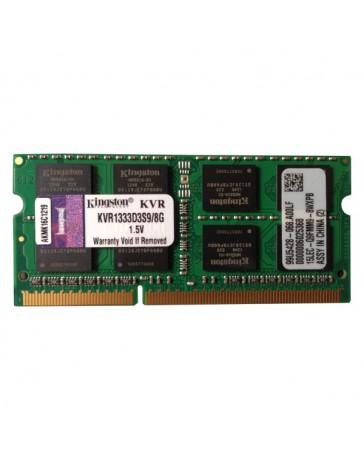 SO DIMM DDR3 8GB (1333) KINGSTON