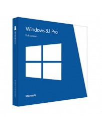 SOFTWARE MICROSOFT WINDOWS 8.1 PROF. 32 B