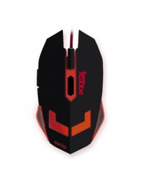 RATON APPROX GAMING WIRED NEGRO/ROJO APPFIRE*