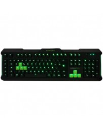 TECLADO KEEP OUT GAMING 3 PROF / 8 KEYS/MECANICO F100S*