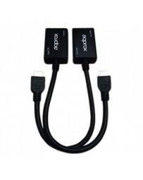 ADAPTADOR APPROX HDMI EXTENDER HASTA 30MTR. APPC14