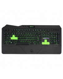 TECLADO KEEP OUT GAMING 3 PROF / 8 KEYS F89PRO*