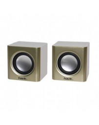 ALTAVOCES HAVIT HV-SK610 USB BLANCO