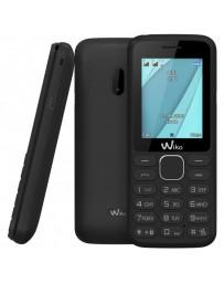 "TELEFONO MOVIL WIKO LUBI 4 BLACK 1.8"""