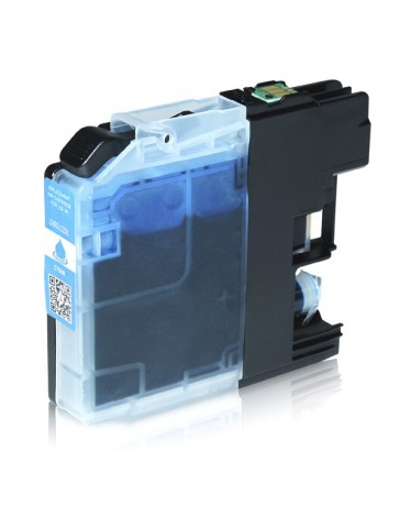INK JET COMPATIBLE BROTHER S225XLC CIAN