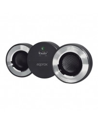 ALTAVOCES APPROX BLUETOOTH 2.1 APPSPBTB NEGRO*