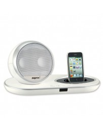 ALTAVOCES APPROX IPHONE/IPOD BLANCO APPSP06W