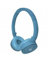 AURICULARES APPROX FASHION BLUETOOTH AZUL APPHSBT02LB*