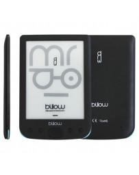 """EBOOK 6"""" BILLOW E02E TINTA ELECTRONICA 4GB"""