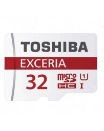 MICRO SDHC TOSHIBA 32GB + ADAPTADOR CLASE 10