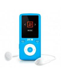 MP4 SPC PURE 8GB RADIO FM/ LEC.TAR./EXTRAFINO 8488A AZUL*