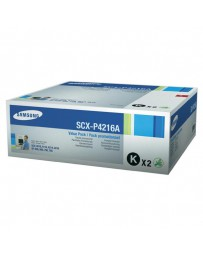 TONER SAMSUNG SCX-P4216A PACK 2 UNIDS