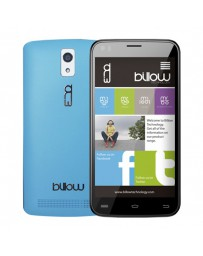 "TELEFONO SMARTPHONE BILLOW 5"" S51HDLB 8GB QC 1.3GHZ AZUL"