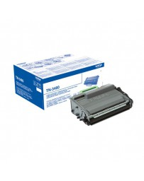 TONER BROTHER ORIG.TN3480 HLL5000D/5100DW/6300DW
