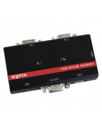 SWITCH APPROX KVM USB/VGA APPKVMUSB2PA2