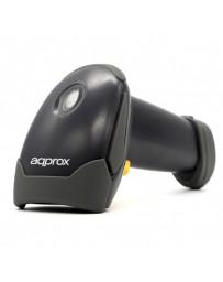 LECTOR CODIGO DE BARRAS APPROX 1D APPLS02 USB LASER