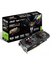 VGA ASUS STRIX-GTX970-DC2-4GD5 NVIDIA GEFORCE 4GB DDR5